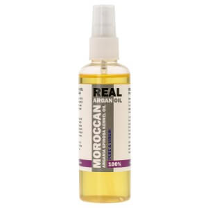 Real argan oil - 100% økologisk jomfru argan olie