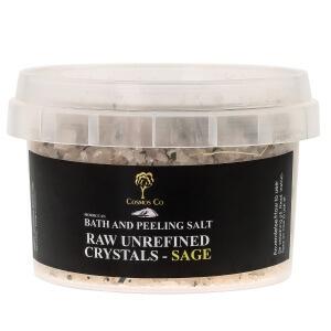 Salt til salt peeling, karbad og saltbad
