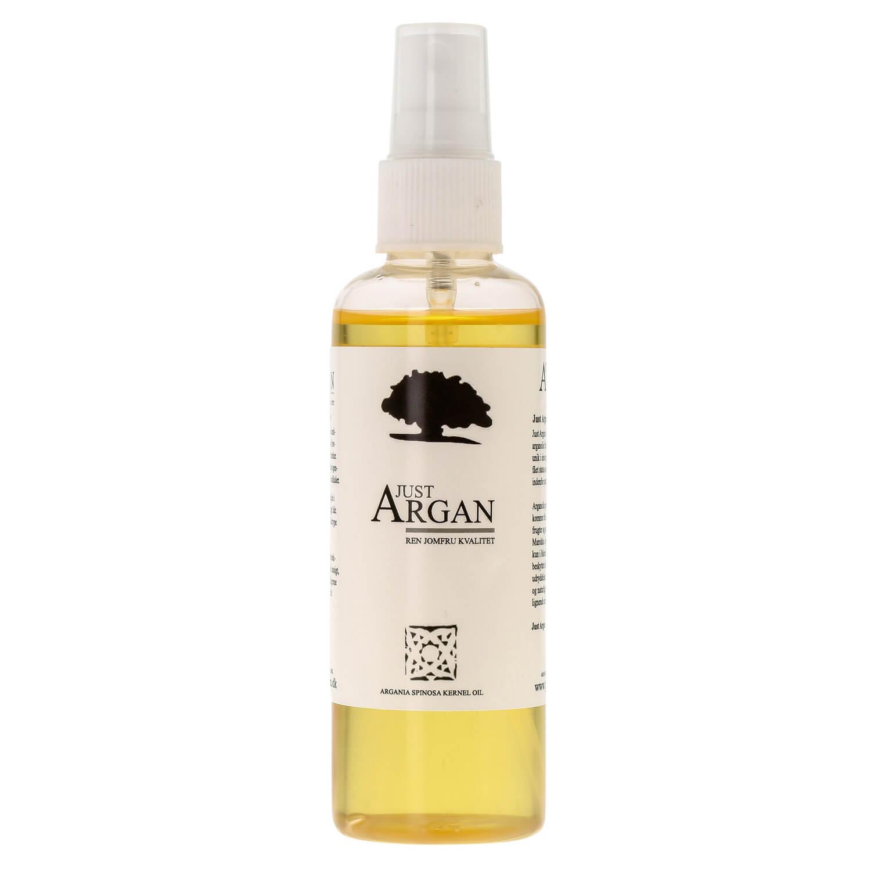Just argan - billig arganolie - køb her