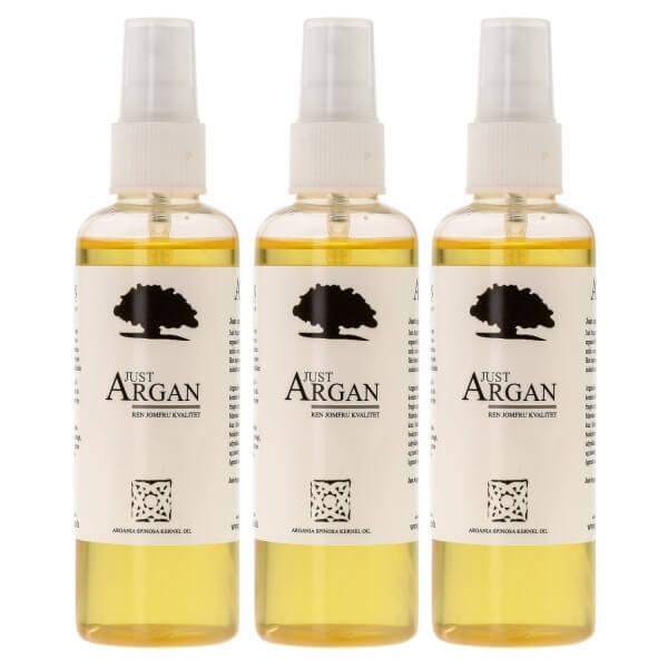 Just argan - bedste og billigste arganolie