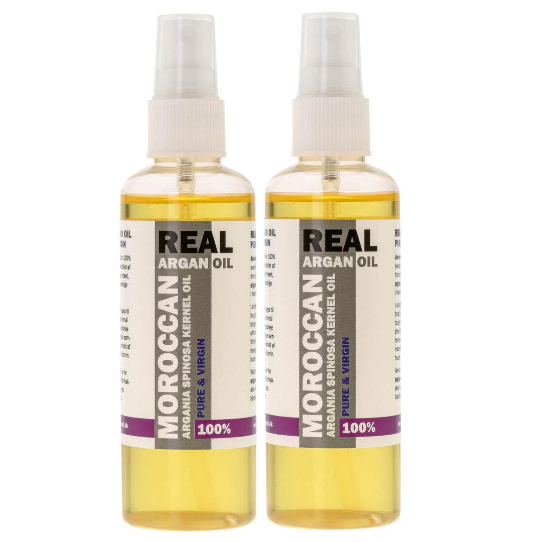 Real argan olie - 2stk køb her