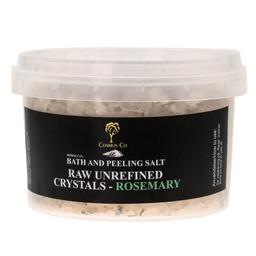 Salt til scrub - Rosemary