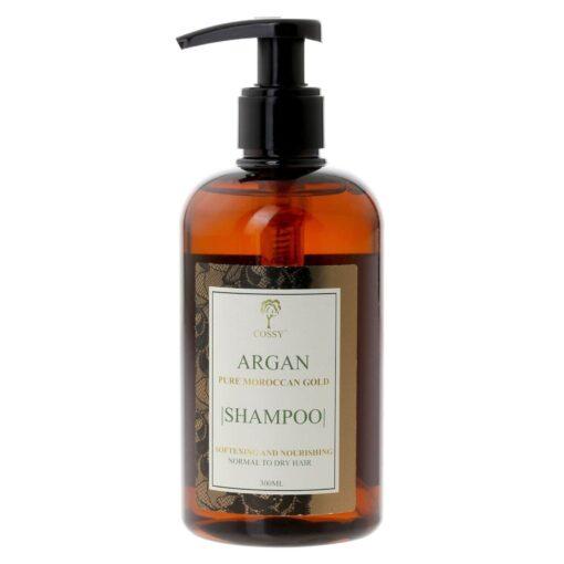 Arganolie shampoo - bad