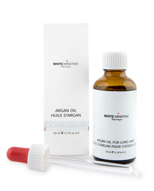 Argan olie serum fra White Mineral